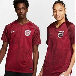 Nike England 2019 Stadium Away soccer jersey